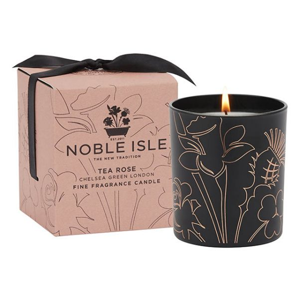 Noble Isle Tea Rose Candle